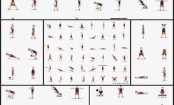 Fitness-GIF-Demonstrates-48-Exercises-Perfect-for-New-Year's-Resolutions---My-Modern-Met