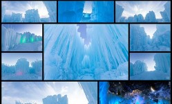 Giant-Frozen-Ice-Castle-to-Open-Its-Wintry-Gates-in-Canada---My-Modern-Met