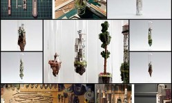 Micro-Matter-Vertical-Dwellings-Inside-Glass-Test-Tubes-by-Rosa-de-Jong--Colossal