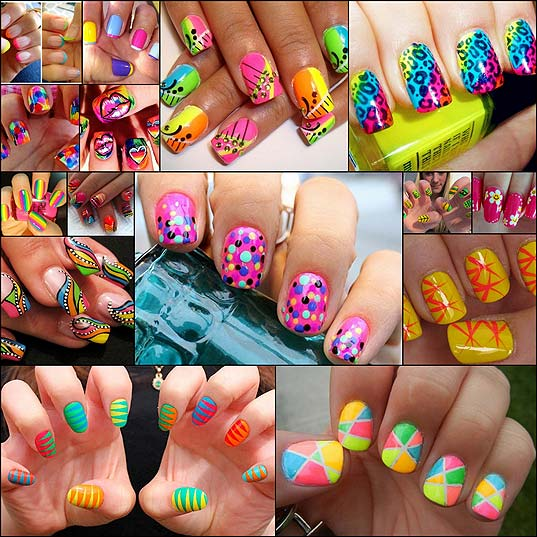14-Bright-and-Colorful-Nail-Art-Designs-to-Try