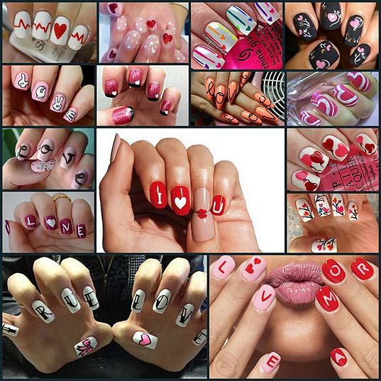 14-Lovely-Love-Nail-Designs-for-Valentine's-Day
