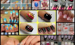 14-Nail-Art-Tape-Designs-That-Anyone-Can-try