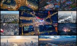 Потрясающие-аэрофотографии-Лондона