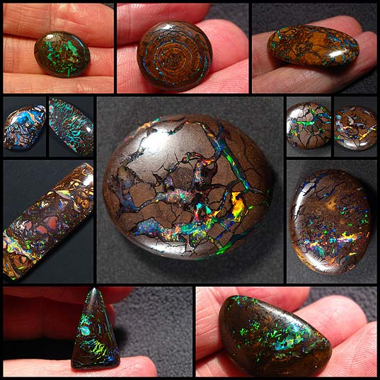 Brilliant-Gemstone-Resembles-a-Prismatic-Universe-Bursting-Out-of-Wood---My-Modern-Met