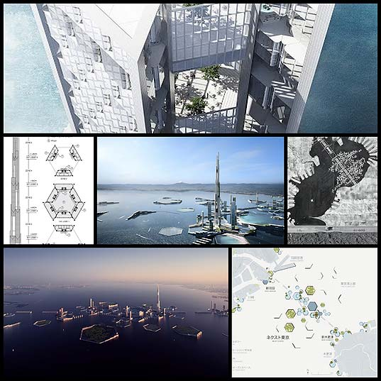 Could-Tokyo-Bay-Host-a-Floating-Eco-City-in-30-Years--Spoon-&-Tamago