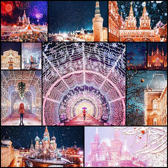 Sparkling-City-of-Moscow-Celebrates-Orthodox-Christmas-in-a-Magical-Flurry-of-Snow-and-Light---My-Modern-Met