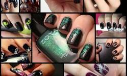 13-Dark-Nail-Designs-Anyone-Can-Try