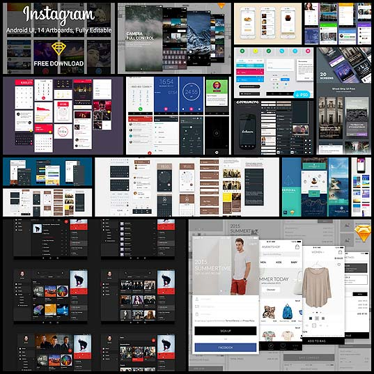 15-Free-Android-UI-Kits-For-Mobile-App-Designers--Naldz-Graphics