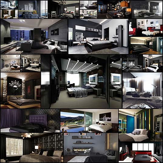 25-Dark-Color-Bedroom-Ideas-Evoking-Style--Design-Swan