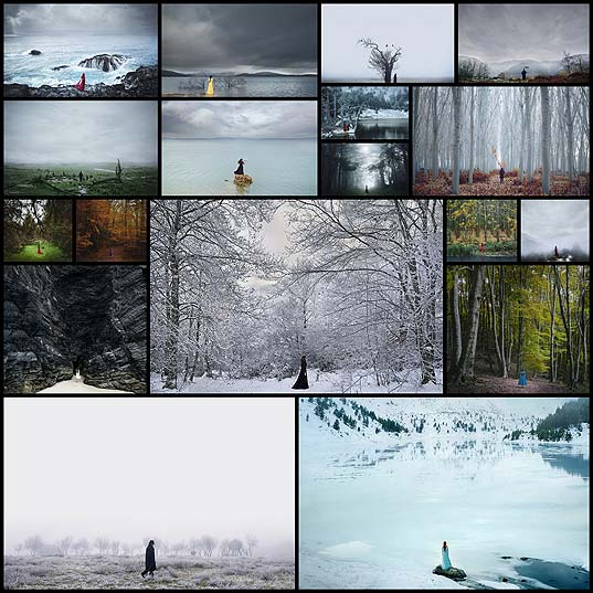 Pensive-Figures-Wander-Through-Natural-Backdrops-in-Stunning-Moments-of-Self-Reflection---My-Modern-Met