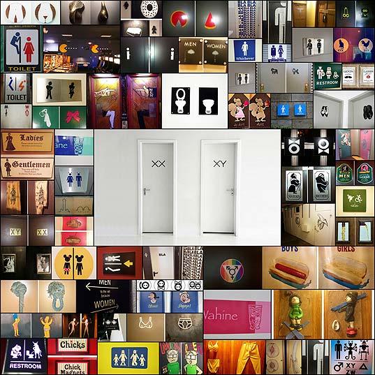 海外のクリエイティブ?ちょっと下品?なトイレデザイン(80例+)   いぬらぼ – 綺麗デザイン収集サイト