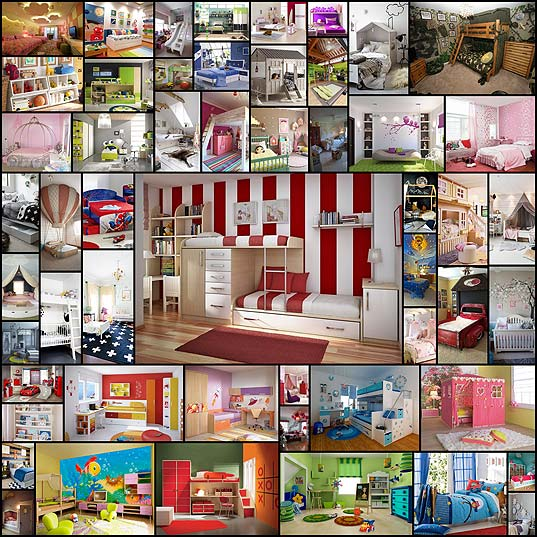 50-Beautiful-Kids-Bedroom-Ideas-To-Decorate-With--Lava360