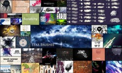 80-Free-Photoshop-Brush-Sets-To-Bookmark---Hongkiat