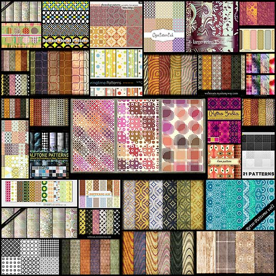 Free-Retro-Patterns-for-Photoshop-Designers--Tutorial-Lounge