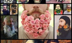 Guys-Are-Decorating-Their-Beards-with-Flowers-to-Celebrate-Spring's-Arrival---My-Modern-Met