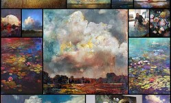 Impressionist-Inspired-Landscapes-Fuse-Photography-with-Painting-to-Blur-Fantasy-and-Reality---My-Modern-Met