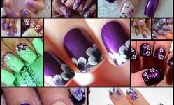 14-Pretty-Purple-Flower-Nail-Art-Designs