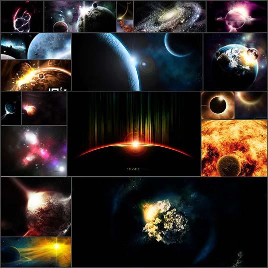20-Brilliant-Sci-FiSpace-Photoshop-Tutorials