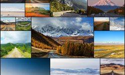 最も美しい道路ロシア