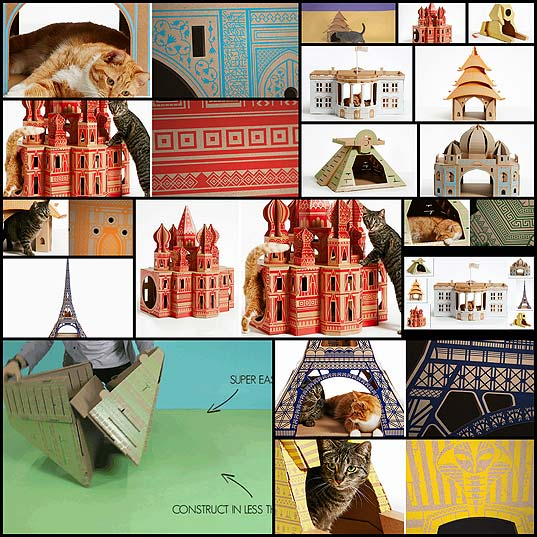 7-Cardboard-Cat-Houses-Inspired-By-Famous-Architectural-Landmarks--Bored-Panda