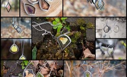 Artist-Encases-Delicate-Beauty-of-Nature-in-Tiffany-Glass-Style-Pendant-Necklaces---My-Modern-Met