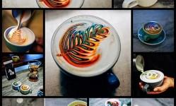 Barista-Creates-Colorful-Latte-Art-Using-Food-Dye--Bored-Panda