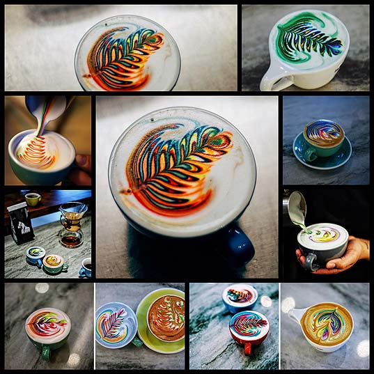 Barista-Creates-Colorful-Latte-Art-Using-Food-Dye--Bored-Panda