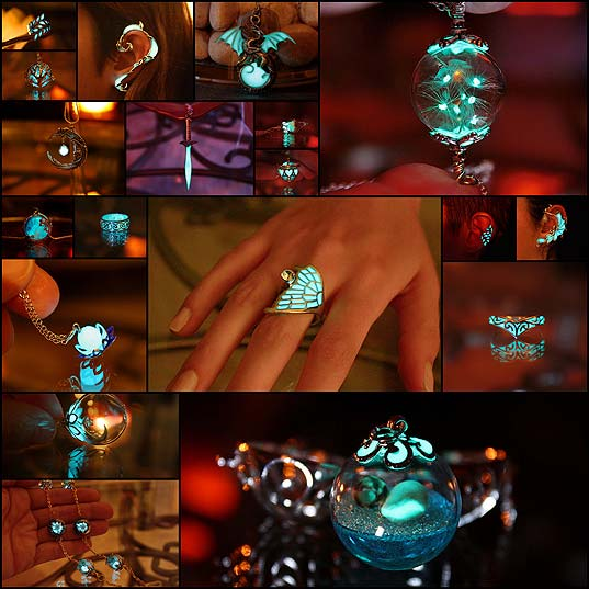 19-Mystical-Glow-in-the-Dark-Jewelry-Emits-an-Ethereal-Turquoise-Glow---My-Modern-Met