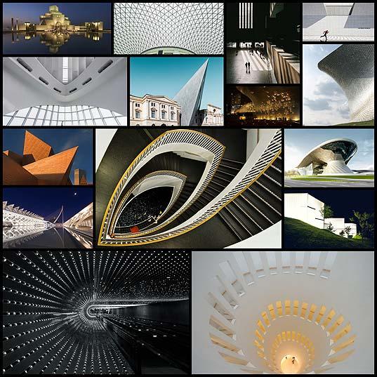 印象的な建築である、博物館、の15の写真