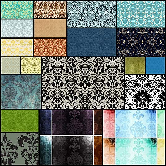 70+-Beautiful-Damask-Patterns-and-Textures---Web-Design-Ledger