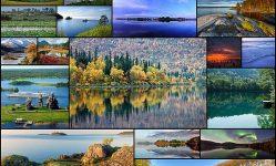 最も美しいロシアの湖