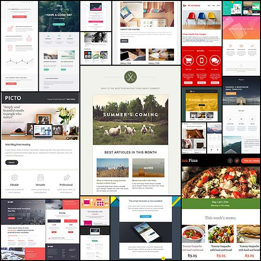 20-Free-Business-Newsletter-Templates-to-Download---Hongkiat