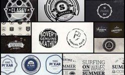 25-Free-Hipster-Badges-Sets-with-Vintage-Designs