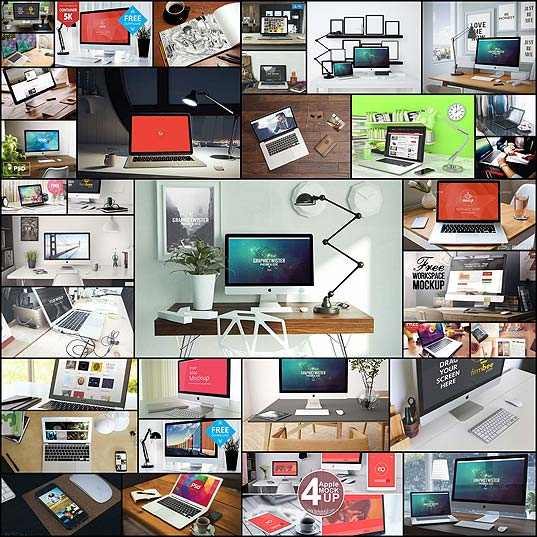 40+-Free-Workspace-Mockups-for-Photorealistic-Presentations