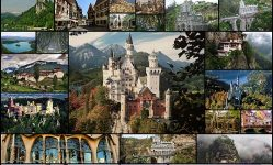 世界で10素晴らしい場所(30枚)」Triniksi