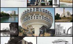 フランスの写真家の目を通して今後のソ連のアーキテクチャ