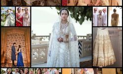 Bride-Embroiders-Her-Love-Story-Onto-Her-Gorgeous-Wedding-Lehenga---My-Modern-Met
