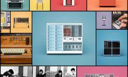 Исторические-компьютеры-в-цветном-изображении