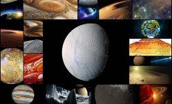 太陽系の七不思議