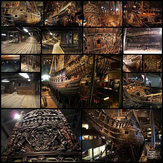 ヴァーサ---17世紀の最後の船