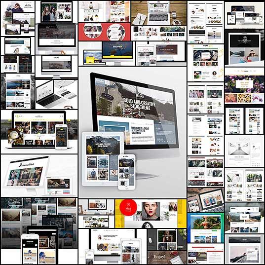 40 Inspiring WordPress Themes for Travel Blogs