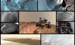 火星の12面白い写真、最も謎の惑星の1