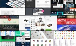 50 Free Web & Mobile UI Kits, Bootstrap Templates, WordPress Themes, Icons & Fonts for Web Designers for September 2016