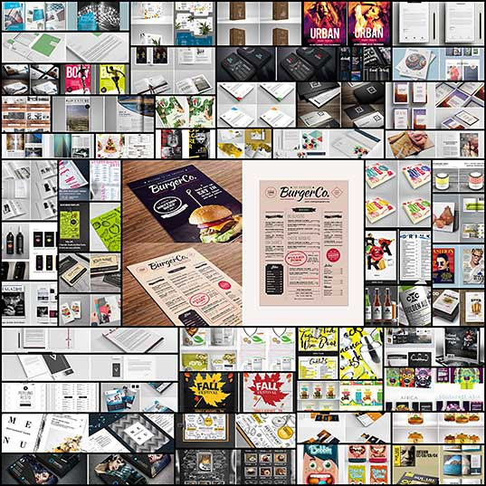 50+ Time-Saving Print Templates for Adobe InDesign & Photoshop
