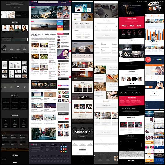 Best-Responsive-HTML5-Website-Templates--HTML5-&-CSS3--Design-Blog