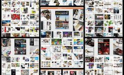 Deal 8 Professional Graphic Design Magazine Templates
