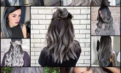 Gray Ombré Hair Trend Transforms Conventional Locks Into Striking Shades of Silver - My Modern Met