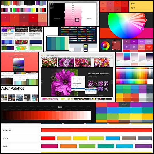 20 Free Color Pickers for Web & Graphic Designers