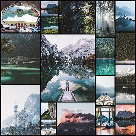 18This 16-Year-Old Photographer's Instagram Will Give You Major Wanderlust  Bored Panda