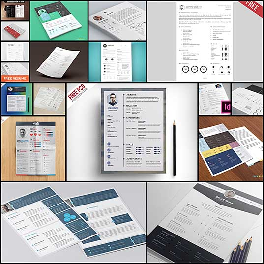 best-free-resume-templates-for-designers
